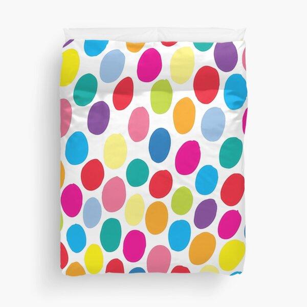 Colour Spots Duvet Cover