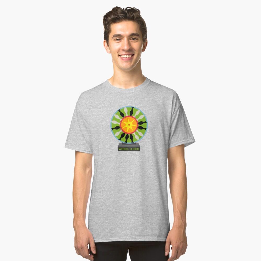 Wheel of Fish Classic T-Shirt