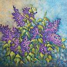 Lilac by Vira Kalinovska