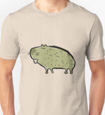 capybara Slim Fit T-Shirt