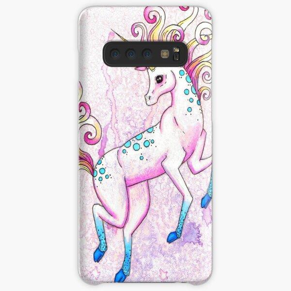 Bubblegum Unicorn Samsung Galaxy Snap Case