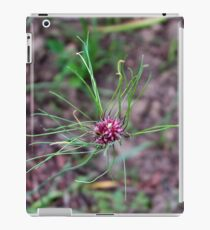 Flower?  Weed? iPad Case/Skin