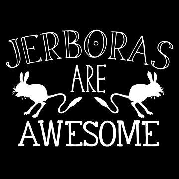Jerborahs are awesome by jazzydevil