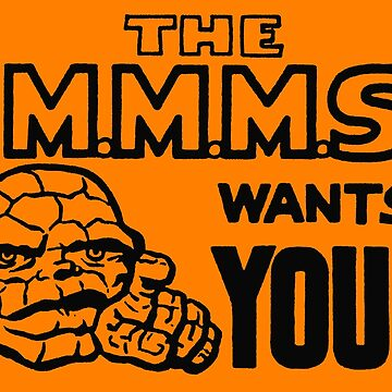 The M.M.M.S. Wants You! (Merry Marvel Marching Society) Fan Club Thing by PissAndVinegar