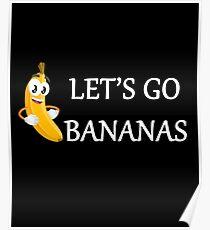 Banane Party Poster