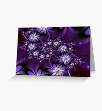They Glow At Night Greeting Card