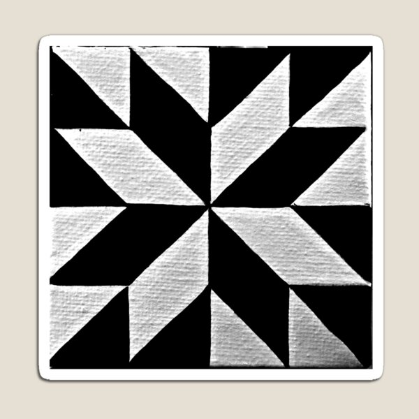Painted Barn Quilts 1 Magnet