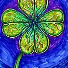 Four Leaf Clover  by aidadaism