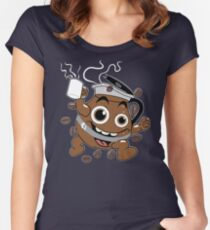 Coffee ! Women's Fitted Scoop T-Shirt