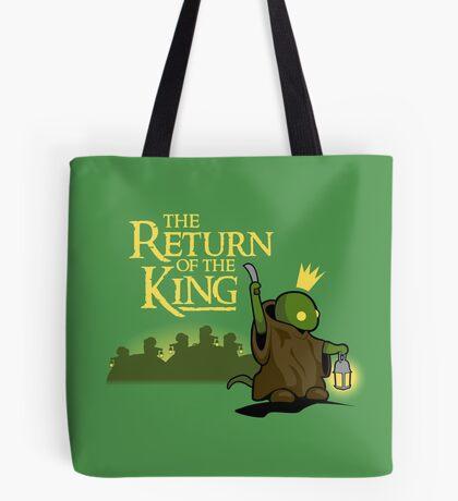 Return of the King Tote Bag