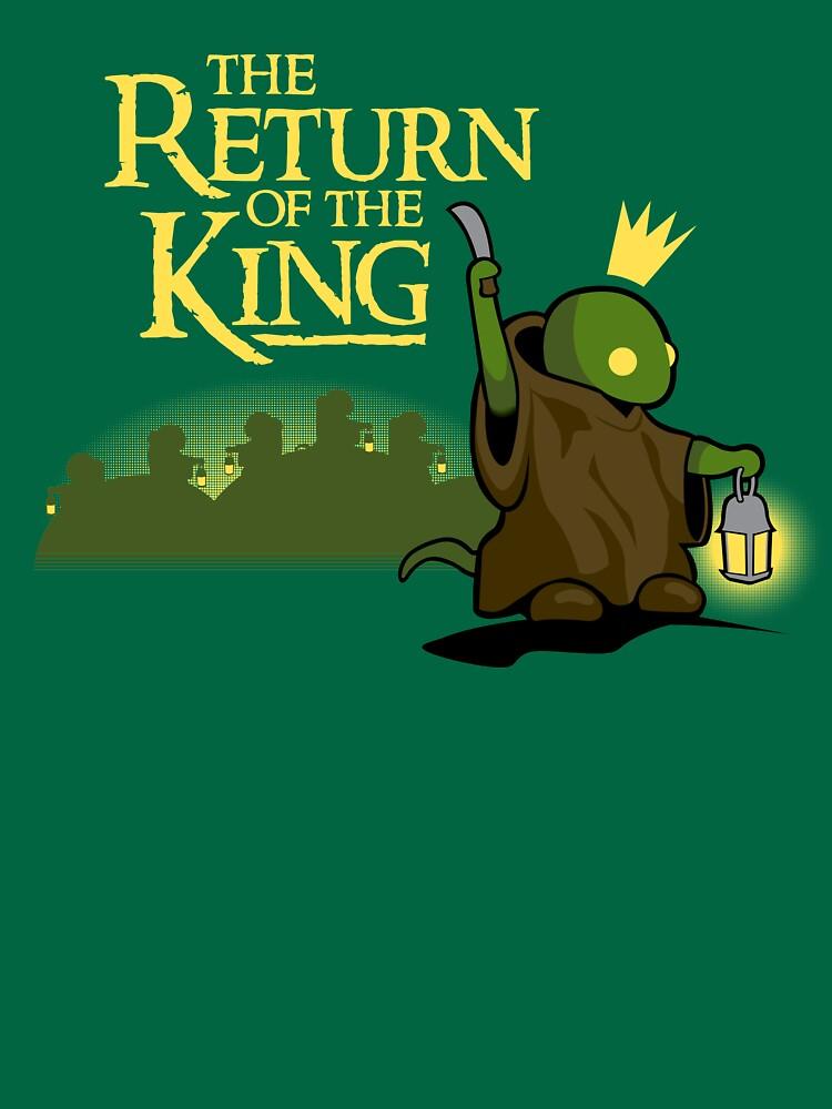 Return of the King by KentZonestar
