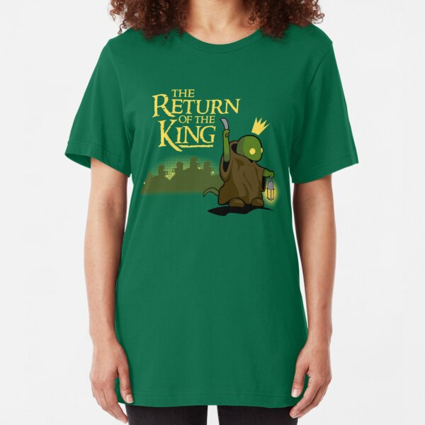 Return of the King Slim Fit T-Shirt