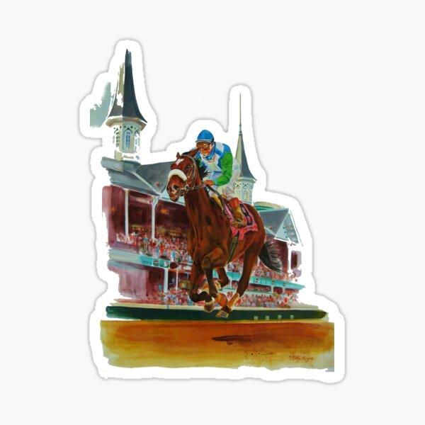 BREAST CANCER Barrel Racer Horse Rider Rodeo Vinyl Decal Sticker