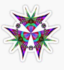 Kites Sticker