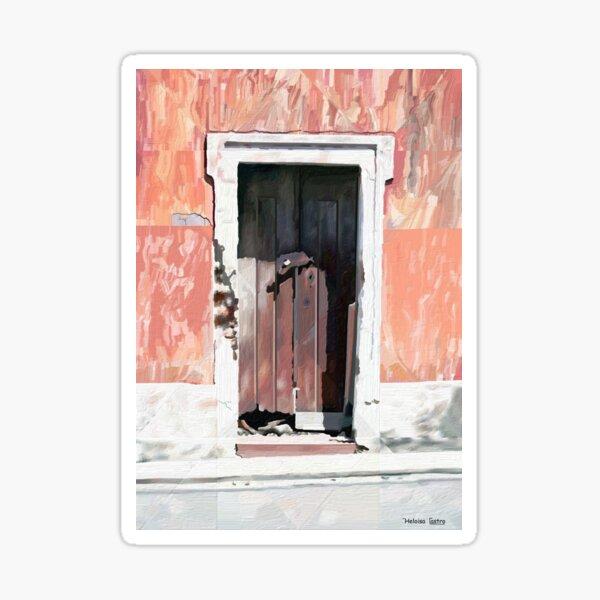 HC 24 Door Sticker