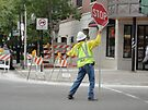Stop! Construction work in progress. by amak