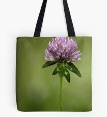 Clover in Springtime Tote Bag