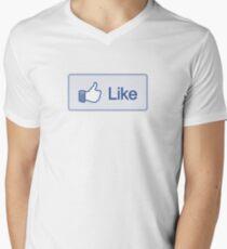 Like Button T-Shirt T-Shirt