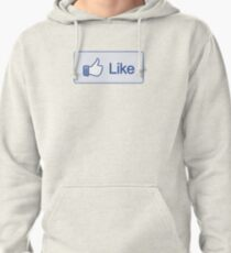 Like Button Hoodie T-Shirt