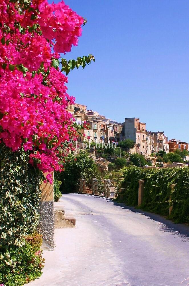 Vizzini, Sicily by LuLuMu