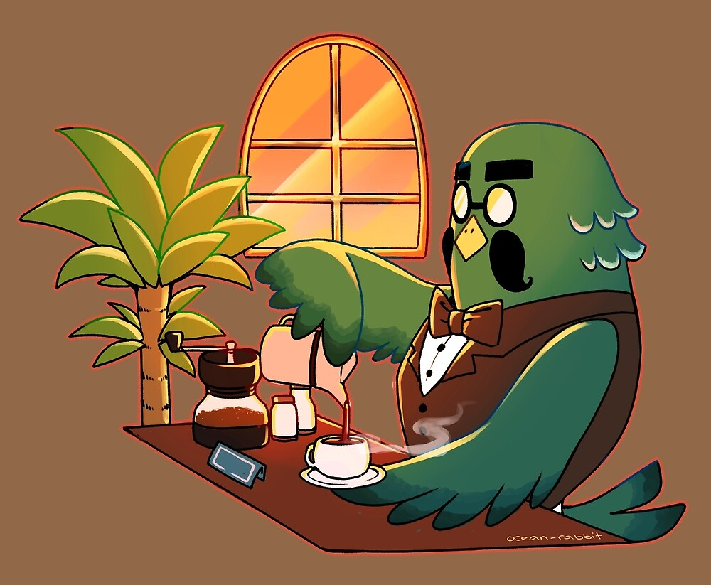 The Roost Café by ocean-rabbit