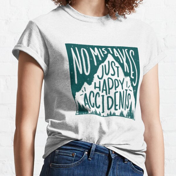 Frondoso sin errores Camiseta clásica