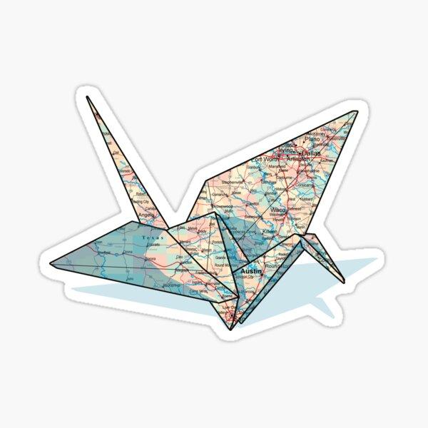 Roadmap for Peace Sticker