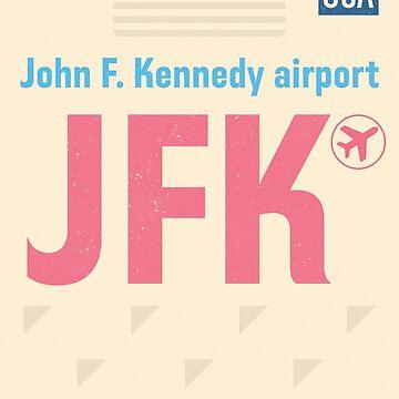 JFK New York 200 by Aviators