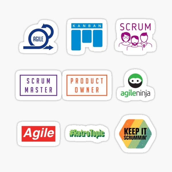 The Ultimate Agile Sticker Collection Sticker