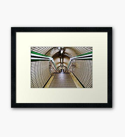 Tottenham Court Road (2) Framed Print