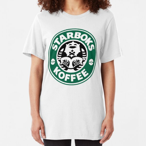 Starboks Koffee 2.0 Slim Fit T-Shirt
