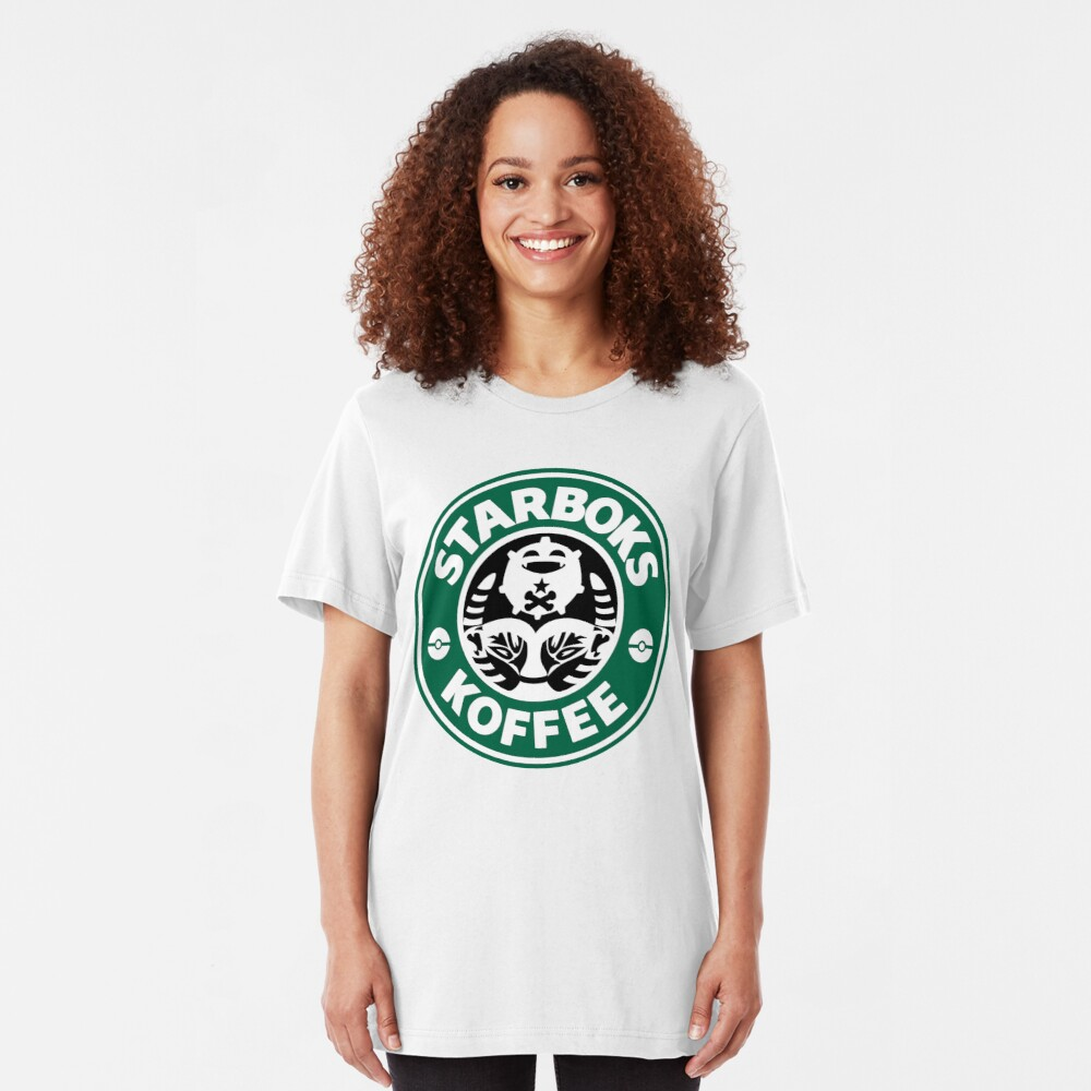 Starboks Koffee 2.0 Slim Fit T-Shirt