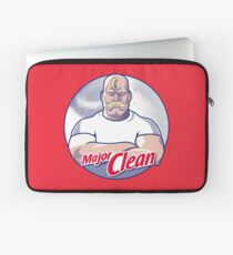 Major Clean Laptop Sleeve