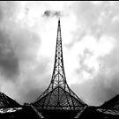 Melbourne - Art Centre Spire by JaredWoods
