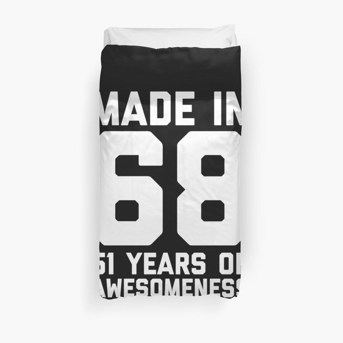 51st Birthday Gift Adult Age 51 Year Old Men Women by Matt L