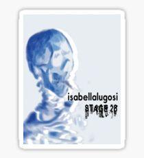 Band tee Sticker