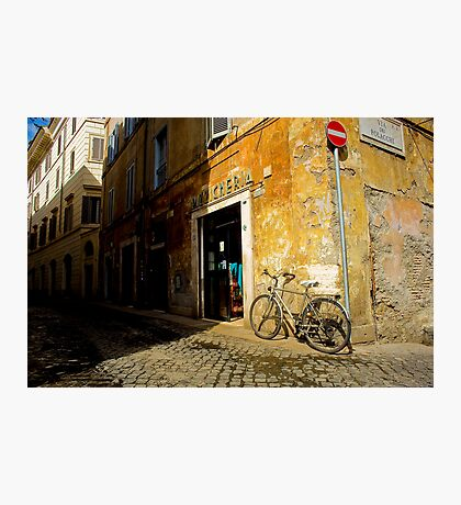 Margana Bike Photographic Print