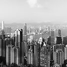 Hongkong Skyline 13 by Pascal Deckarm