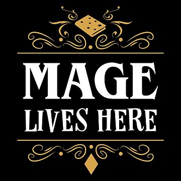 A Mage Lives Here Classes Series de pixeptional
