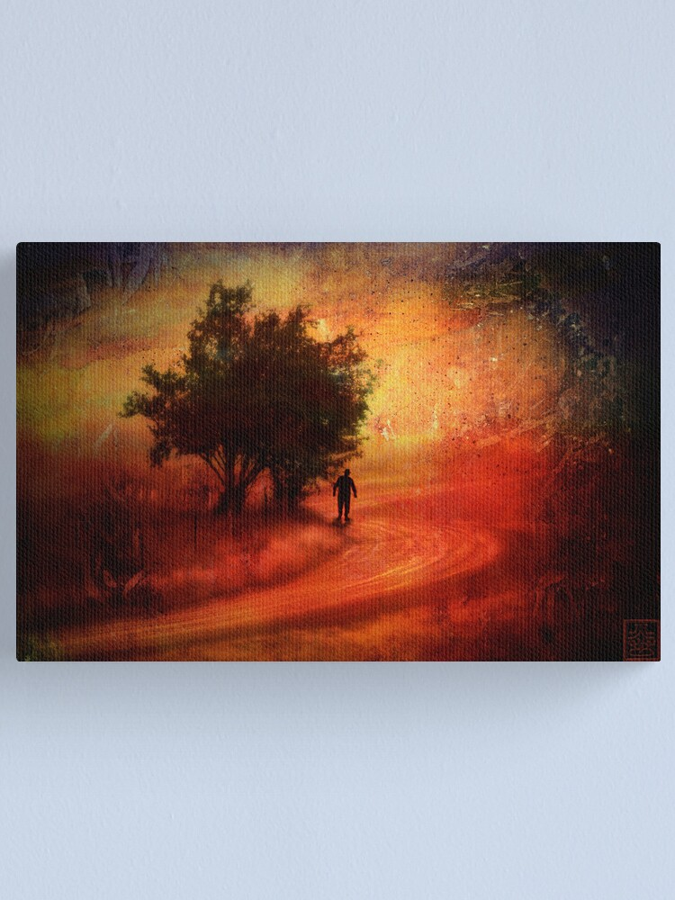 Alternate view of years to go . . . Canvas Print