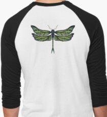 Dragonfly - Light Colours Men's Baseball ¾ T-Shirt