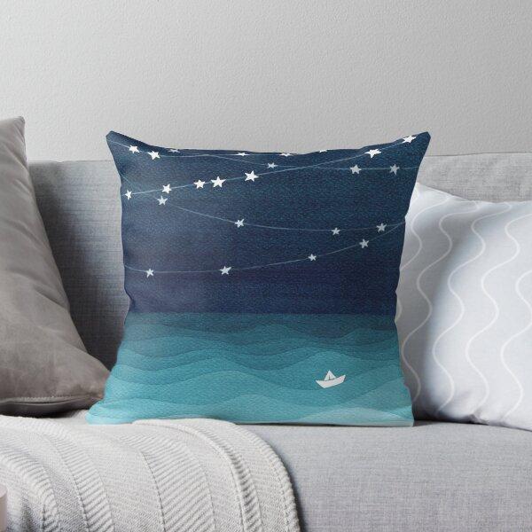 Guirnalda de estrellas Cojín