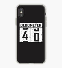 Oldometer 40 Gift iPhone Case