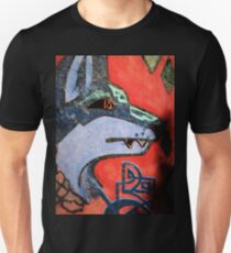 WOLF GRAFITTI Slim Fit T-Shirt
