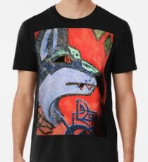 WOLF GRAFITTI Premium T-Shirt
