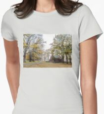 Gostwyck Gold - Uralla NSW Womens Fitted T-Shirt