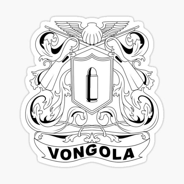 Vongola Shield. Sticker