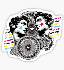 I am a classical guy Sticker