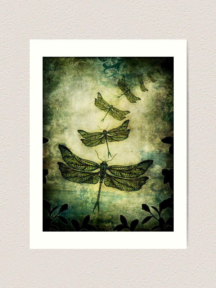 Alternate view of Fly, Fly Away! Art Print