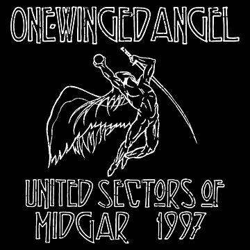 Led Highwind: One-Winged Angel by merimeaux